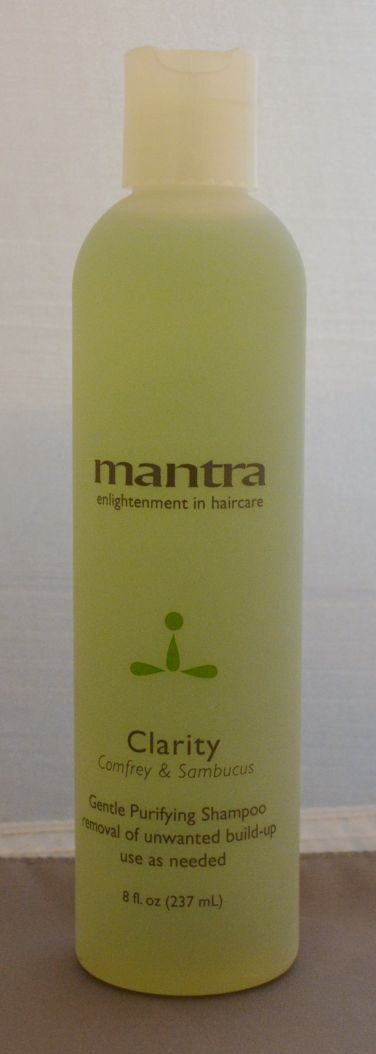 Mantra Clarity Gentle Purifying Shampoo 8 oz