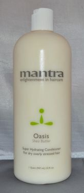 Mantra Oasis Super Hydrating Conditioner 32 oz