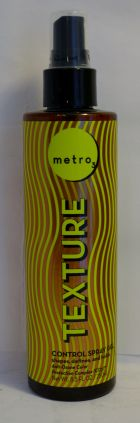 Metro3 Texture Control Spray Gel 8.5oz