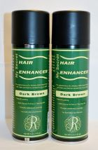 My Secret Hair Enhancer Spray Dark Brown 5oz (2 pack)