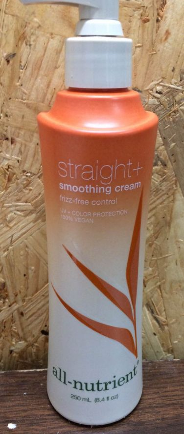 All-Nutrient Straight+ Smoothing Cream 8.4 oz
