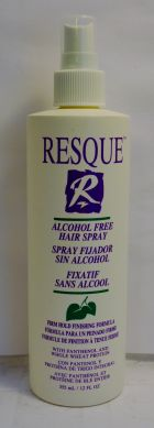 Resque Alcohol Free Hair Spray 12oz