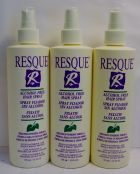 Resque Alcohol Free Hair Spray 12oz (3 pack) Total = 36oz