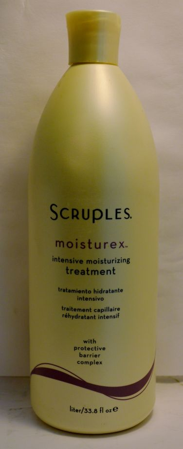 Scruples Moisturex Intensive Moisturizing Treatment with Protective Barrier Complex 33.8oz