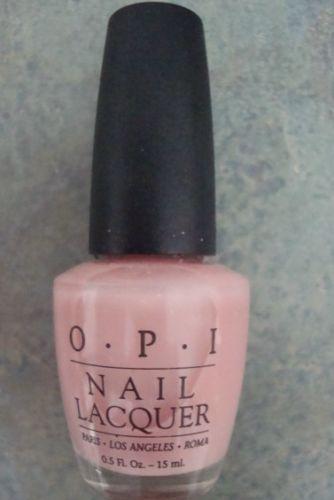 OPI South Beach Blush Nail Polish Vintage