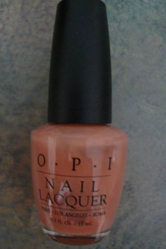 OPI Stockholm On The Range Nail Polish