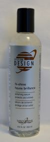 Hayashi System Design Hi-Shine Polishing Serum Protects and Shines 8.4oz