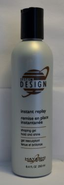 Hayashi System Design Instant Replay Shaping Gel Hold and Shine 8.4oz