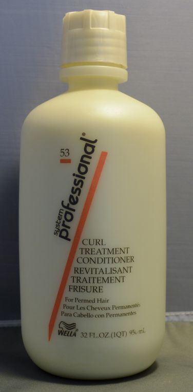 Wella System Professional Curl Treatment Conditioner 32 oz