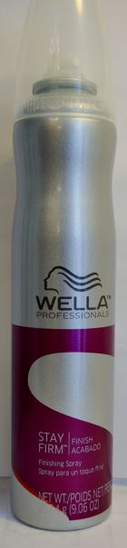 Wella Stay Firm Finishing Spray 9.06oz