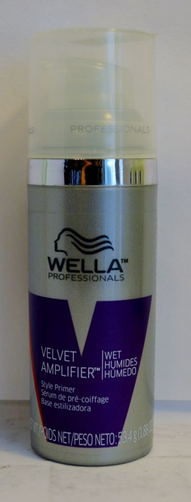 Wella Velvet Amplifier Style Primer 1.88oz