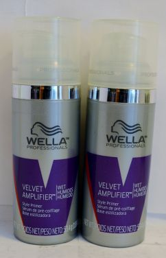 Wella Velvet Amplifier Style Primer 1.88oz (2 pack)