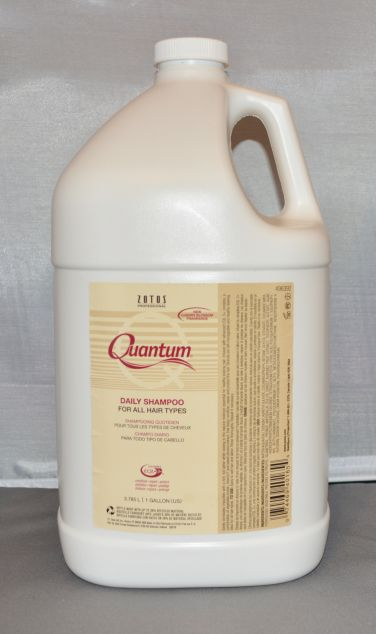 Quantum Daily Shampoo Gallon/128oz Includes Pump